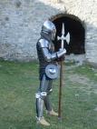 "Medieval armor ""Knight of Fortune"" Circa XIV"