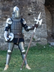 Knight suit of armor Rezzo von Beichlingen
