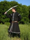 ASIAN TYPE LONG GAMBESON