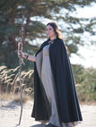 Long Black Cloak