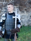 "Period Brigandine Armor ""Knight of Fortune"""
