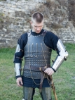 "Medieval Brigandine Armor ""Knight of Fortune"""