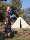 "Norman Viking Tunic ""Eric the Shieldman"""