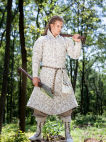 Fantasy SCA LARP Long Gambeson Coat