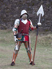 "Functional Medieval Armour ""Hound Of War"""