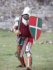 "Medieval Armor for SCA ""Hound Of War"""