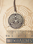 "LARP Medallion ""Labyrinth"""