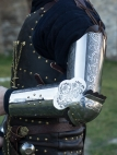 "Arms Armour SCA kit ""Knight of Fortune"""