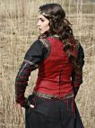 "Medieval Bodice Vest ""Lady Hunter"""