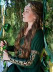 """Medieval Dress Tunic ""Forest Princess"""""