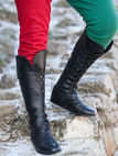 SCA medieval  boots fantasy high Forest