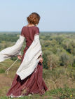 "Medieval dress for women ""Archeress"""