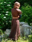 MEDIEVAL LONG TUNIC+OVERCOAT SET