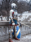 "Medieval Western Knight's Armor Kit ""The King's Guard"""
