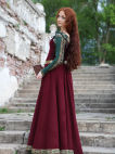 "Medieval Clothing for Women ""Green Sleeves"""