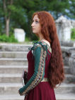 "Medieval Clothing for Noblewomen ""Green Sleeves"""
