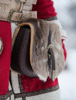 Winter Fur Viking Bag