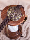 "Tribal Headband ""Labyrinth"""