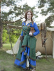 "Viking Dress and Apron ""Ingrid the Flametender"""