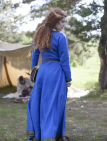 "Medieval Linen Tunic ""Ingrid the Hearthkeeper"""