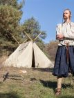 Viking Poofy Linen Pants