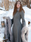 Medieval wool  noble coat