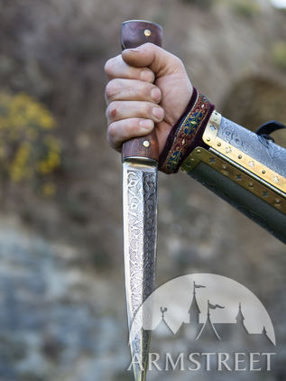 "Decorative Dagger ""King of the East"""
