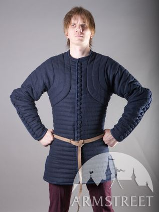 "Pourpoint Gambeson ""Knight of Fortune"""