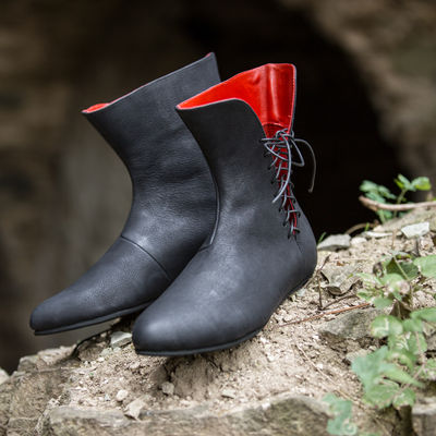 e51bf034e87ca Gothic shoes for sale | Medieval period boots store Armstreet.com
