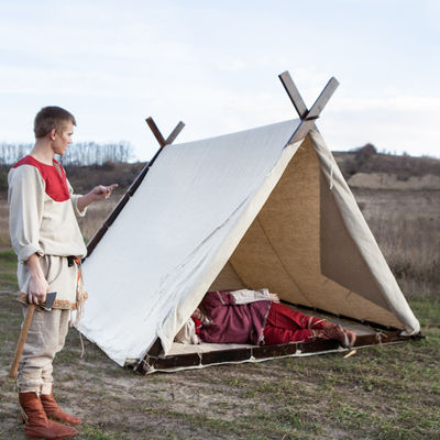 Share & Canvas Viking Tent :: by medieval store ArmStreet