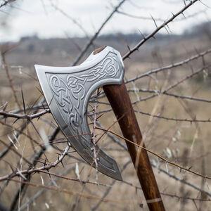 "Decorative weapon ""Ragnvaldur the Traveller"" Fantasy Viking"