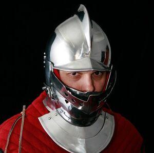 Burgonet Helmet English Helmet For Sale Available In