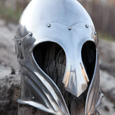 Fantasy Elven Fluted Helmet For Sale Available In Mild By Medieval Store Armstreet