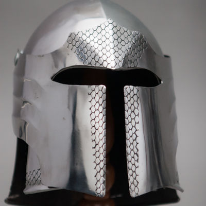 Crowns For Sale >> Fantasy Functional Armor Barbuta Helmet for sale ...