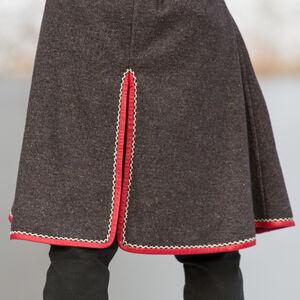 Limited Edition Graphite Wool Viking Tunic Quot Ragnvaldur The