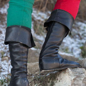 f305449a45e68 Medieval Fantasy High Boots