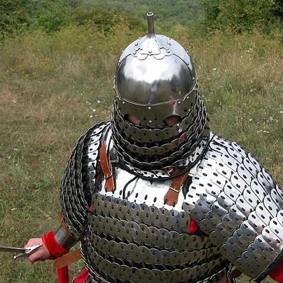 33a4710f7 Medieval mongolian Lamellar Armor Body Suit for sale. Available in ...
