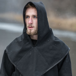 Ragnvaldur the Traveller Viking Hood for sale Available