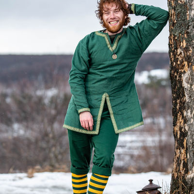 Medieval men's tunics for sale | Medieval period male tunics