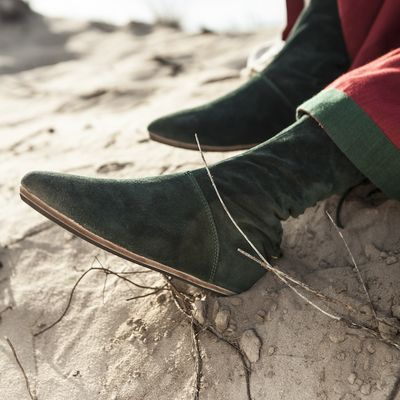 1c4b546b44d6d Natural suede leather boots