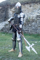 "Armor Full Kit ""Knight of Fortune"" Circa XIV"