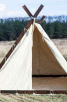 Canvas Viking Tent 10'x10'