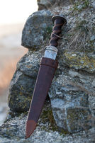 "Dagger Sheath ""Hound Of War"""