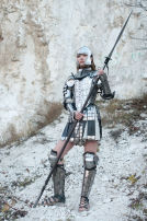 "Fantasy Women's ""Lady Warrior"" Armour Set"