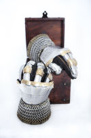 "Finger Gauntlets ""Prince of the East"" Armor SCA"
