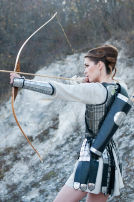 """Lady Warrior"" Archer Quiver"