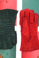 Padded Medieval Gloves