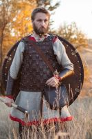 Viking Leather Body Armour
