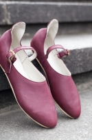 "Women's Leather Shoes ""Found Princess"""