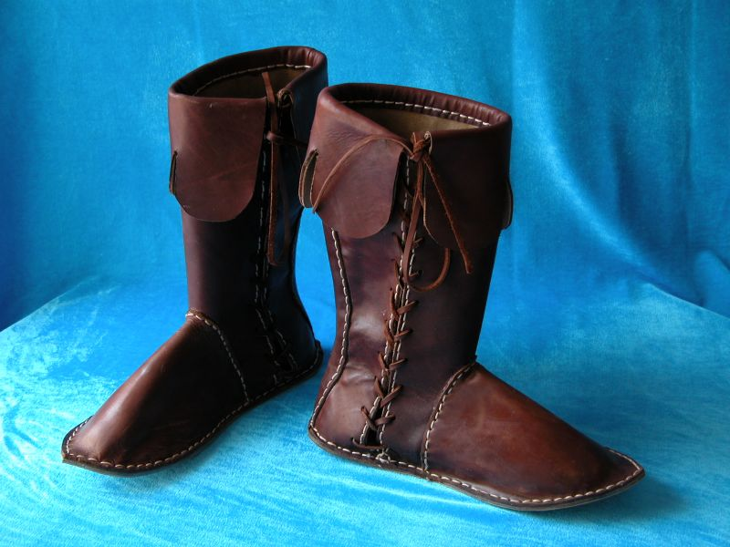 Early Medieval Boots